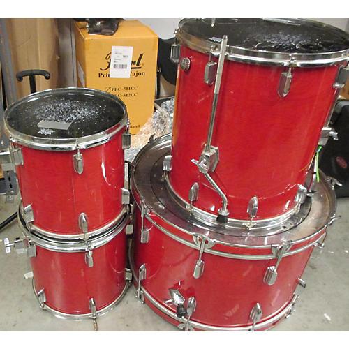 used ludwig drum set drum kit guitar center. Black Bedroom Furniture Sets. Home Design Ideas