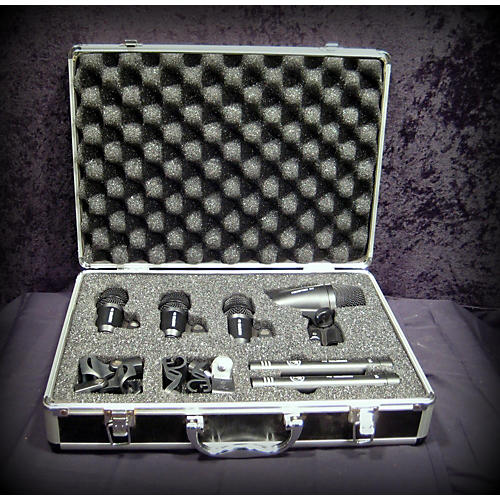 AKG Drum Set Groove Percussion Microphone Pack
