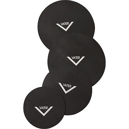 Vater Drum Set Mute Pad 4-Pack-thumbnail