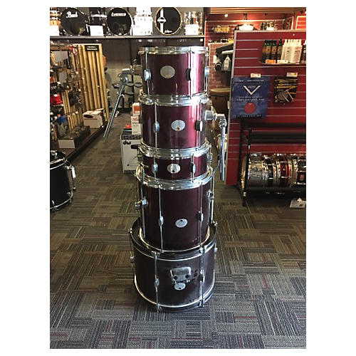 First Act Drum Shell Drum Kit-thumbnail