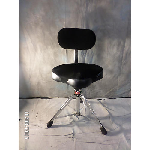 Gibraltar Drum Throne W/ Bicycle Seat And Back Rest Drum Throne-thumbnail