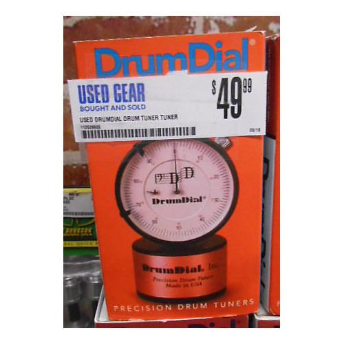 DrumDial Drum Tuner Tuner