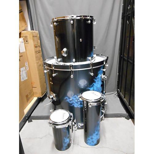 Rockett Drum Works Drum Kit