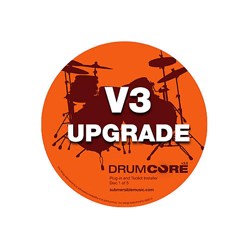 Submersible Music DrumCore v3 Upgrade-thumbnail