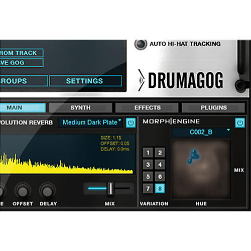 Wave Machine Labs Drumagog Platinum Version 5