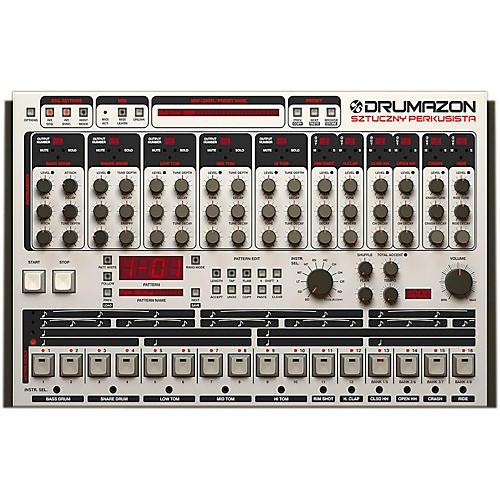 D16 Group Drumazon TR909 Emulation (VST/AU) Drumazon TR909 emulation (VST/AU) Software Download