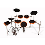 2Box Drumit5 Electronic Drumset with Tama Double Bass Pedal Hardware Pack