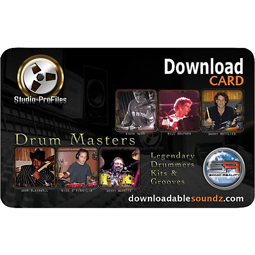 Sonic Reality Drummer Tracks DL Multibox-thumbnail