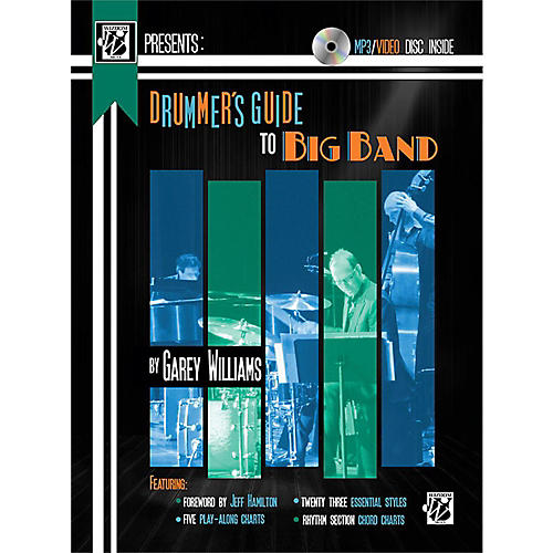 Alfred Drummer's Guide to Big Band Book & DVD-thumbnail