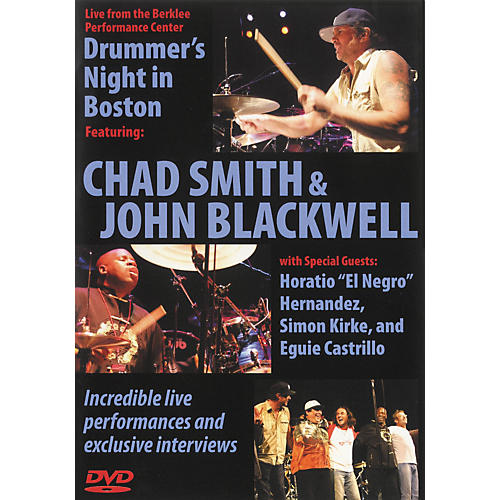 Hal Leonard Drummer's Night In Boston 2005 DVD-thumbnail