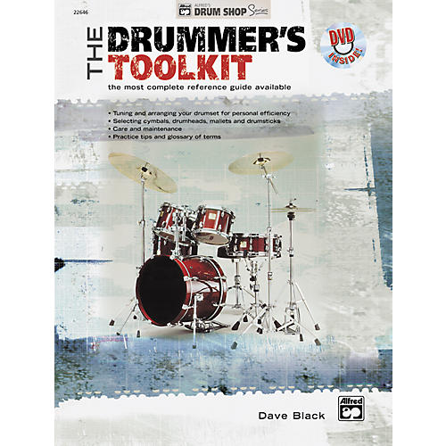 Alfred Drummer's Toolkit (Book/DVD)