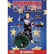 Drumming For Kids - Making the Basics Easy (DVD)