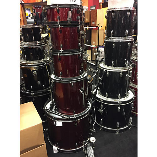 Groove Percussion Drums Drum Kit-thumbnail