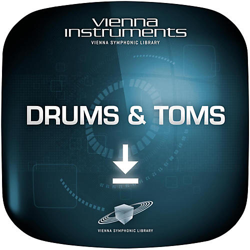 Vienna Instruments Drums & Toms Full