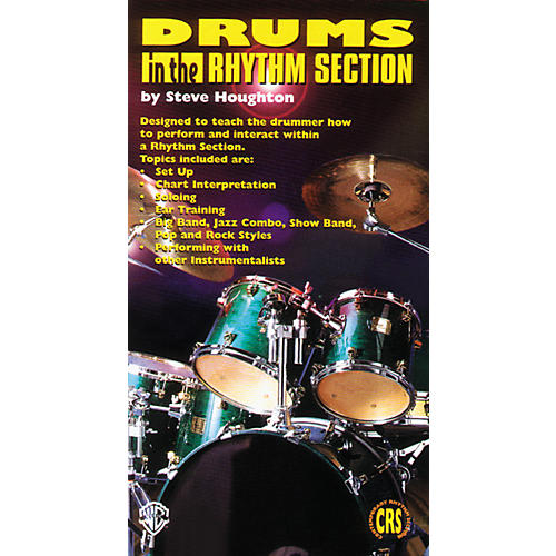 Alfred Drums in the Rhythm Section (Video)