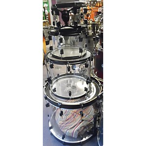 Pre-owned Crush Drums and Percussion Drumset Drum Kit by Crush Drums Percussion