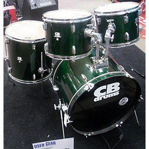 Pre-owned CB Percussion Drumset Drum Kit by CB Percussion
