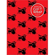 Hal Leonard Drumset Wrapping Paper