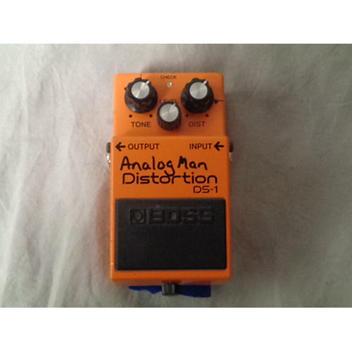 Boss Ds1 Analog Man Mod Effect Pedal