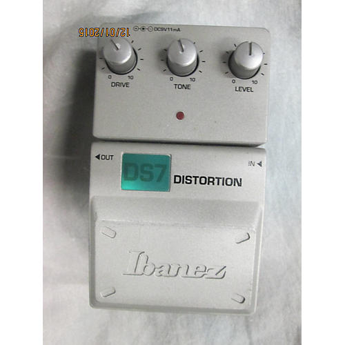 Ibanez Ds7 Effect Pedal