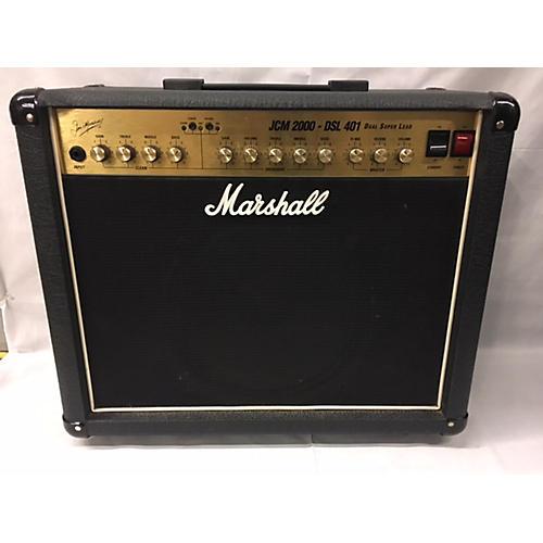 Marshall Dsl401 Tube Guitar Combo Amp-thumbnail
