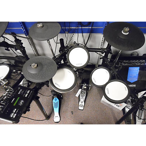 Yamaha Dtx 502 Electric Drum Set-thumbnail