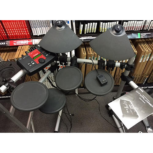 Yamaha Dtx-plorer Electric Drum Set