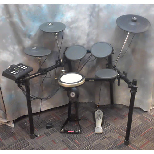 Yamaha Dtx500 Electric Drum Set