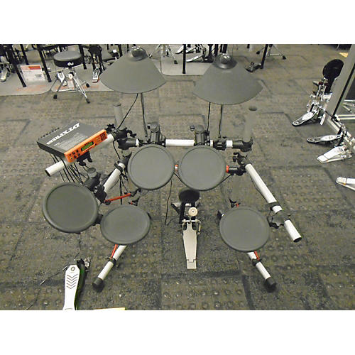 Yamaha Dtxpress Electronic Drum Set-thumbnail