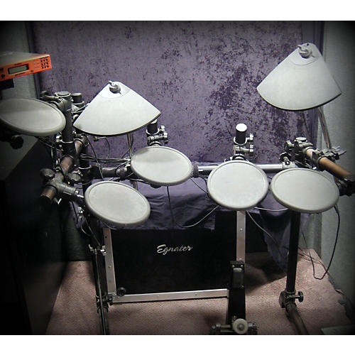 Yamaha Dtxpress Eletronic Drumkit Electronic Drum Set