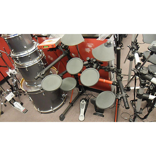 Yamaha Dtxpress II Electric Drum Set-thumbnail