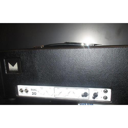 Morgan Dual 20 Custom Shop Tube Guitar Amp Head