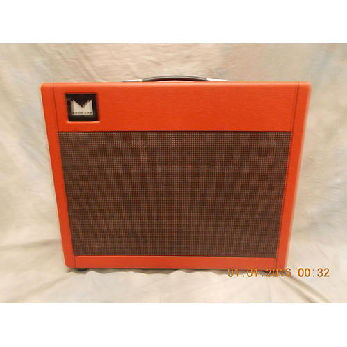 Morgan Amplification Dual 20 Tube Guitar Combo Amp