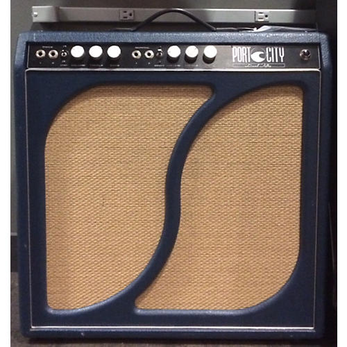 Port City Dual 50 Tube Guitar Combo Amp