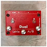 Lehle Dual A/B Pedal