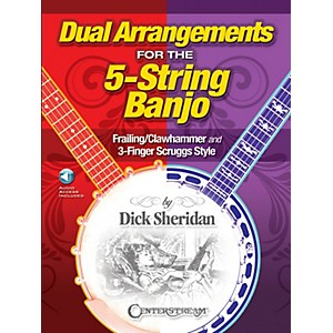 Centerstream Publishing Dual Arrangements for the 5 String Banjo Banjo Seri... by Centerstream Publishing
