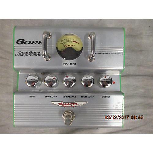 Ashdown Dual Band Bass Compression Effect Pedal