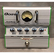 Ashdown Dual Band Compressor Effect Pedal