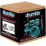 DrumLite Dual-Band LED Drumset Lighting Kit
