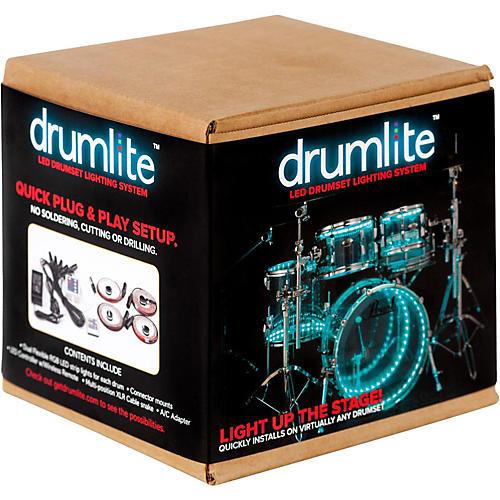 DrumLite Dual-Band LED Drumset Lighting Kit-thumbnail