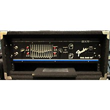 Fender Dual Bass Bass Amp Head