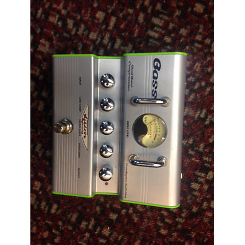 Ashdown Dual Bass Compression Effect Pedal