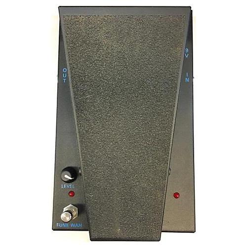 Morley Dual Bass Wah Effect Pedal