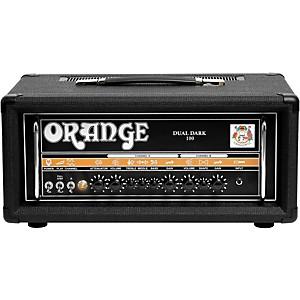 Orange Amplifiers Dual Dark 100 Watt High-Gain Guitar Head by Orange Amplifiers