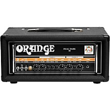 Orange Amplifiers Dual Dark 50W High-Gain Guitar Head