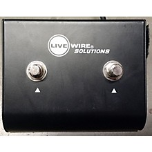 Livewire Dual Footswitch Footswitch