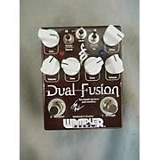 Wampler Dual Fusion Tom Quayle Signature Overdrive Effect Pedal