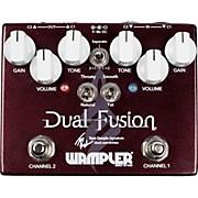 Wampler Dual Fusion Tom Quayle Signature