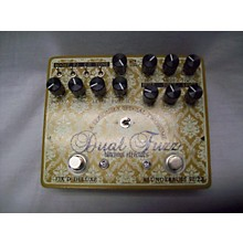 Blackout Effectors Dual Fuzz Effect Pedal