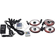 DrumLite Dual LED Banded Lighting Kit for 10/12/14/16/22 Drums
